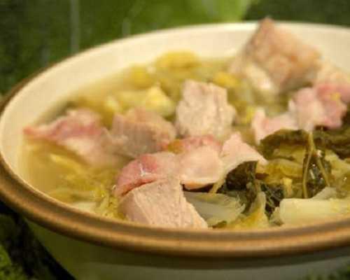 soupe auvergnate