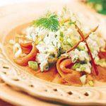 tartare de fruits de mer