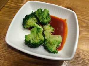 recette de brocolis braisés