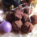 recette des truffes au muscat