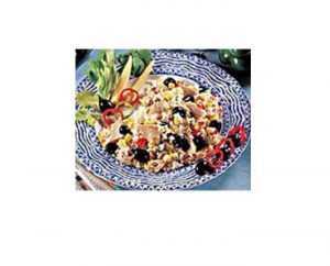 Recette Salade Valencia