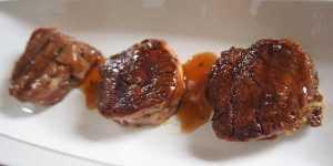 Filet mignon de porc mariné au lait coco et garam masala