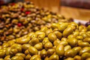 Recette Olives vertes incendiaires