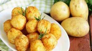 Recette Pommes dauphines