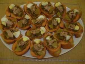 Recette Salade blanquite