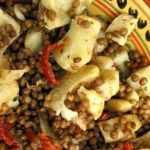 Recette Salade de lentilles de la Rome antique inspirée d'Apicius