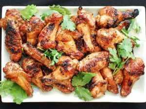 Recette Ailes de poulets au barbecue à la façon des Antilles