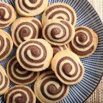 biscuits escargot au chocolat