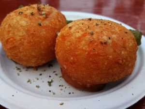 Recette malakoff beignet au fromage