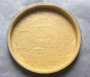 Recette pâte sablée express