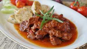 Recette ragoût Corse aux trois viandes