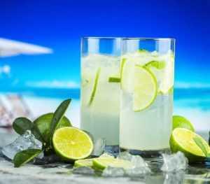 Recette boisson douce au citron et à la fleur d'oranger