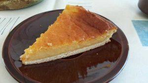 Recette tarte bruxelloise
