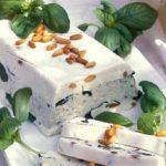 Recette terrine de fromages frais aux herbes