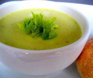 Recette velouté de légumes aux pissenlits