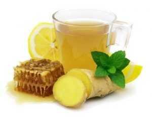 Recette Yétiko boisson citron gingembre et figue