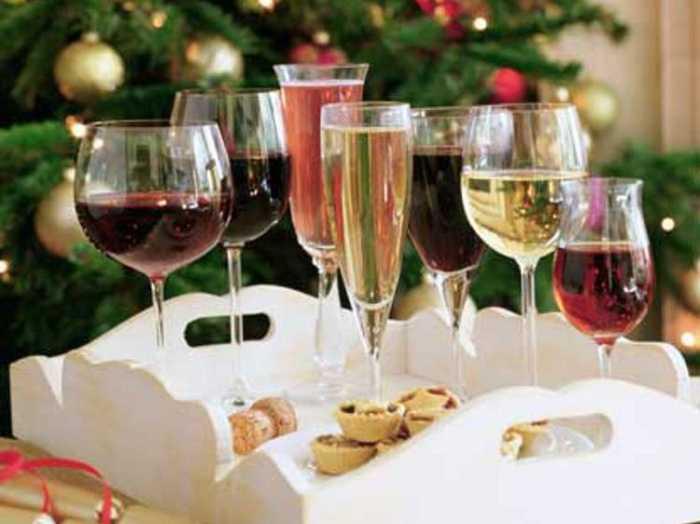 Quels vins servir pour accompagner votre repas de Noël?