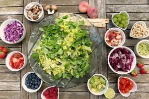 Composer sa salade santé