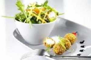 Recette Cromesquis d'escargots aux pommes de terre de Ré