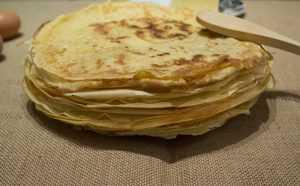 Recette de pâte à crêpes bretonnes