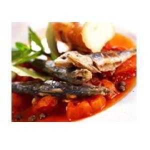 Recette sardines à la grecque