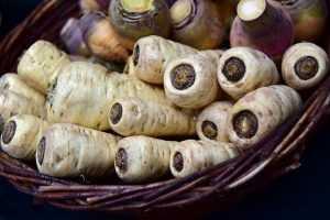 Panais, légumes oubliés