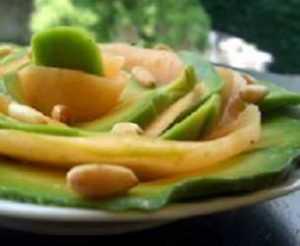 Recette salade fraîcheur melon et avocat