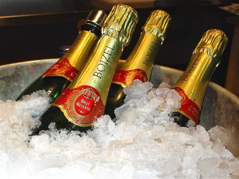 Acheter son Champagne par Internet