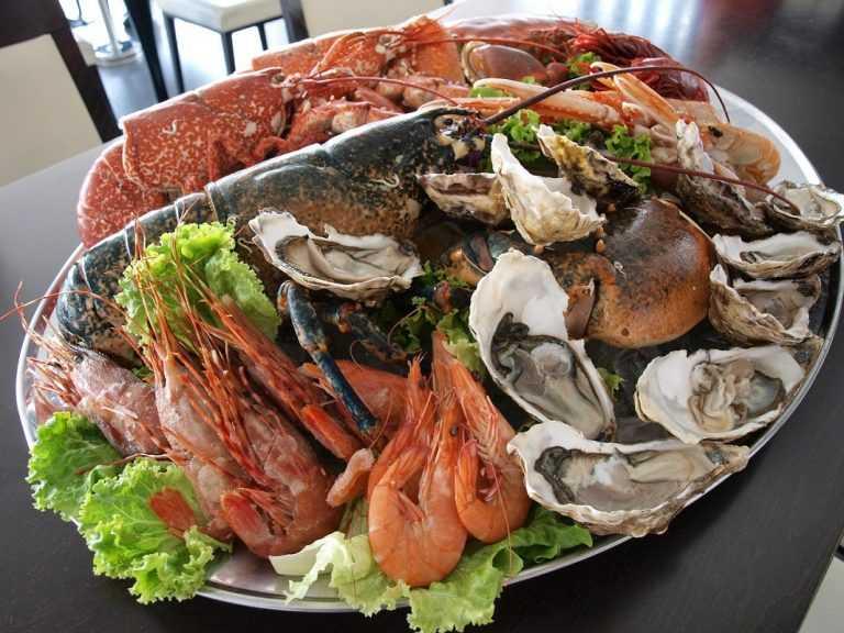 Quel vin avec les fruits de mer