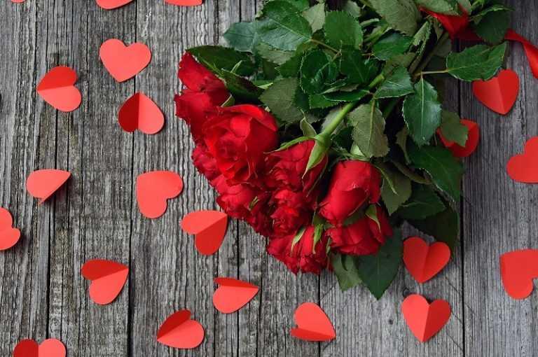 Vin de la Saint-Valentin
