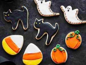 Recette Sablés d'Halloween