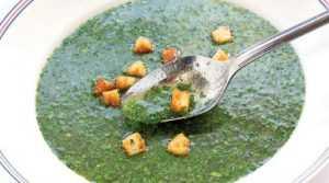 Recette molokheya soupe égyptienne
