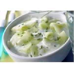 Recette concombre bulgare