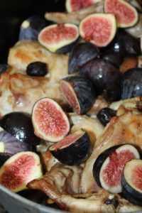 Recette Lapin Rex du Poitou aux figues et au fenouil
