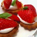 bouchee fraise framboise