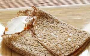 Recette Galette chèvre miel noix