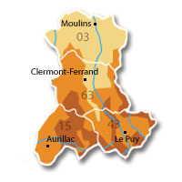 dpts Auvergne