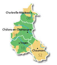 dpts Champagne-Ardenne