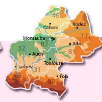 dpts Midi-Pyrénées