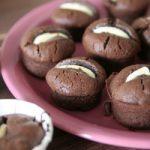Recette Petits gâteaux aux deux chocolats