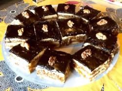 Gâteau hongrois (gerbo)