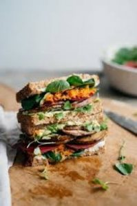 Le hamburger d'Anouk Recette d'internaute