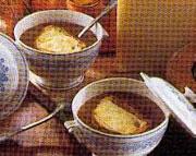 Recette Soupe au cantal
