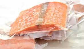 darne de saumon fume