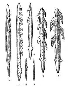 harpons magdaleniens