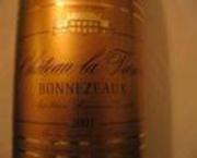 Vin de Bonnezeaux