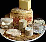 Fromages Auvergne