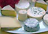 Fromages du Rhône - Alpes
