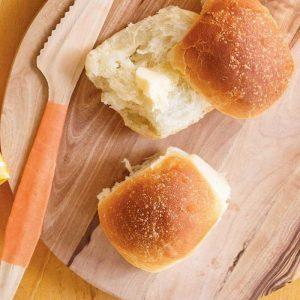 recette Petits pains au lait