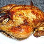 recette poulet roti puree